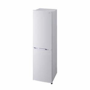 アイリスオーヤマ KRD162W 2ドア冷蔵庫 (162L・右開き) ホワイト
