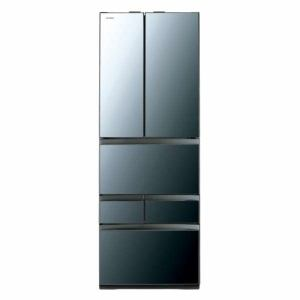 東芝 GR-R510FZ(XK) VEGETA(ベジータ) 6ドア冷蔵庫(508L・フレンチドア) クリアミラー