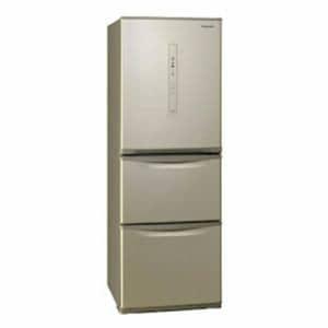 パナソニック NR-C340C-N 3ドア冷蔵庫 (335L・右開き) シルキーゴールド