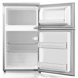 YAMADASELECT(ヤマダセレクト) YRZC09G1(S) ヤマダ電機オリジナル 直冷式冷蔵庫 (90L)