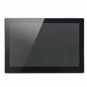 センチュリー 10.1インチマルチタッチ対応 HDMIモニター plus one Touch LCD-10000HT