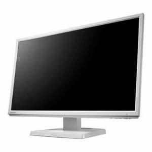 IOデータ LCD-AD223EDW 広視野角パネル採用 フルHD対応 21.5型ワイド液晶ディスプレイ    21.5インチ ホワイト