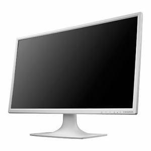 IOデータ LCD-AD243EDSW 23.8型ワイド液晶ディスプレイ  23.8インチ ホワイト