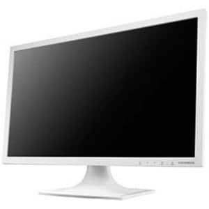 IOデータ LCD-MF211ESW 20.7型ワイド液晶モニター ホワイト