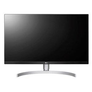 LG 27UK850-W 27型ワイド4K対応液晶モニター HDR10対応 3840×2160/IPS/USB Type-C・DisplayPort・HDMI×2