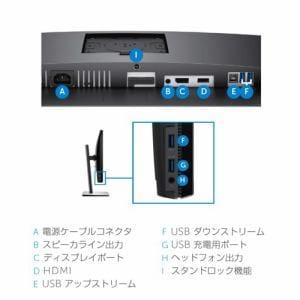 DELL S2716DG-R DELL 27インチ LEDバックライト液晶ディスプレイ