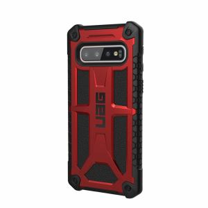 プリンストン Samsung Galaxy S10 MONARCH Case(クリムゾン) UAG-GLXS10-P-CR UAG-GLXS10-P-CR