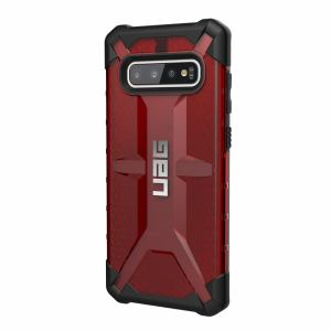 プリンストン UAG社製Samsung Galaxy S10+ PLASMA Case(マグマ) UAG-GLXS10PLS-MG UAG-GLXS10PLS-MG