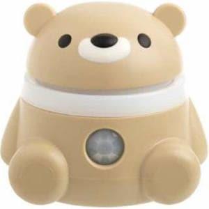 HAMEE 282-885307 Hamic BEAR(ハミックベア)子どものための音声メッセージロボット ベージュ