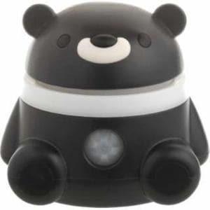 HAMEE 282-885314 Hamic BEAR(ハミックベア)子どものための音声メッセージロボット ブラック