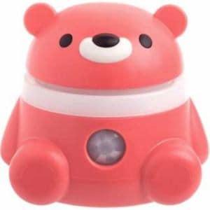 HAMEE 282-885321 Hamic BEAR(ハミックベア)子どものための音声メッセージロボット ピンク