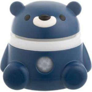 HAMEE 282-885338 Hamic BEAR(ハミックベア)子どものための音声メッセージロボット ブルー
