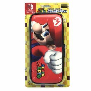 マックスゲームズ Nintendo Switch 専用スマートポーチEVA スーパーマリオ2