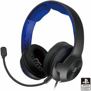 ホリ PS4-158 ゲーミングヘッドセット ハイグレード for PlayStation 4 ブルー