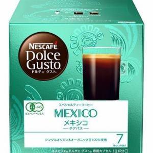 ネスレ AOM16001 ドルチェグスト メキシコ チアパス 12P