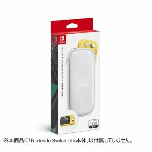 Nintendo Switch Liteキャリングケース(画面保護シート付き) HDH-A-PSSAA