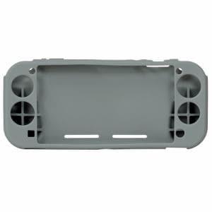 ナカバヤシ SZC-SWL03GY Nintendo Switch Lite用シリコンケース   グレー