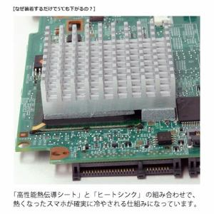 サンハヤト HS5C-CL-PLUS HEATSINK-5℃ COOL   シルバー
