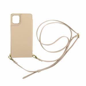 CCCフロンティア iPhone 11 (6.1インチ) ケース Cross Body Case beige ML-CSIP19M-2CBBE