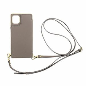 CCCフロンティア iPhone 11 (6.1インチ) ケース Cross Body Case gray ML-CSIP19M-2CBGR