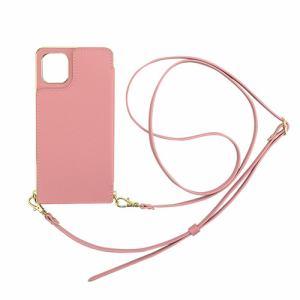 CCCフロンティア iPhone 11 (6.1インチ) ケース Cross Body Case pink ML-CSIP19M-2CBPK