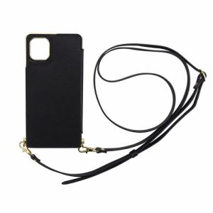 CCCフロンティア iPhone 11 Pro (5.8インチ) ケース Cross Body Case black ML-CSIP19S-2CBBK