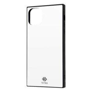 レイ・アウト iPhone 11 Pro Max (6.5インチ) 耐衝撃ガラス TETRA/ホワイト RS-P22T2B/W