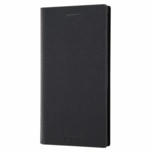 レイ・アウト iPhone 11 Pro (5.8インチ) 耐衝撃 手帳レザー TETRA サイドマグネット/ブラック RT-P23TBC1/BB