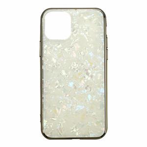 CCCフロンティア iPhone 11 Pro (5.8インチ) ケース Glass Shell Case gold UNI-CSIP19S-0GSGD