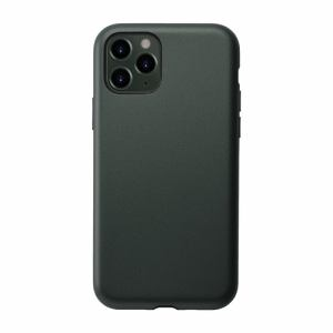 CCCフロンティア iPhone 11 Pro (5.8インチ) ケース Smooth Touch Hybrid Case green UNI-CSIP19S-1STGR