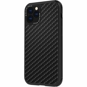 Black Rock iPhone 11 Pro (5.8インチ) Robust Case Real Carbon Black 1090RRC02