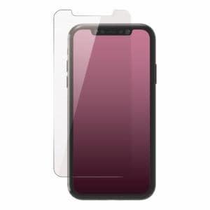 エレコム PM-A19CFLGL iPhone 11用 ガラスライクフィルム/薄型