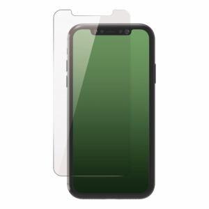 エレコム PM-A19DFLGH iPhone 11 Pro Max用 ガラスフィルム/超強化