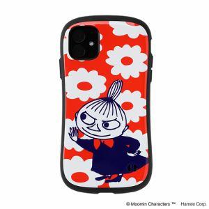 Hamee 41-9045-904657 [iPhone 11専用]ムーミンiFace First Classケース(リトルミイ/花柄)