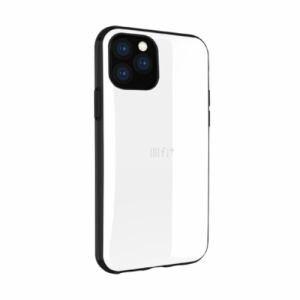 グルマンディーズ IFT-47WH IIII fit iPhone 11 Pro Max 対応ケース ホワイト