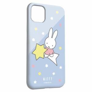 グルマンディーズ MF-81LBL ミッフィー iPhone 11 Pro 対応ソフトケース 星空