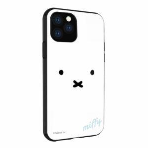 グルマンディーズ MF-82WH ミッフィー IIII fit iPhone 11 Pro 対応ケース フェイス