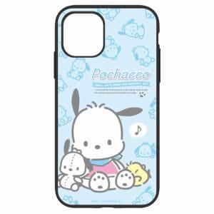 グルマンディーズ SAN-986PC サンリオキャラクターズ IIII fit iPhone 11/iPhoneXR 対応ケース ポチャッコ