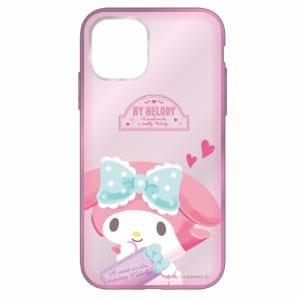 グルマンディーズ SAN-991MM サンリオキャラクターズ IIII fit Clear iPhone 11 Pro Max 対応ケース マイメロディ