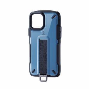 エレコム PM-A19BNESTTBU iPhone 11 Pro用 ハイブリッドケース/NESTOUT/Trekking
