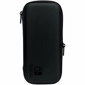マックスゲームズ Nintendo Switch Lite専用スマートポーチ EVA ブラック