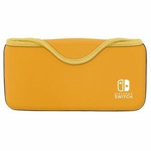キーズファクトリー QUICK POUCH for Nintendo Switch Lite ライトオレンジ