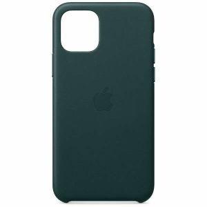 アップル(Apple) MWYC2FE/A iPhone 11 Pro レザーケース フォレストグリーン