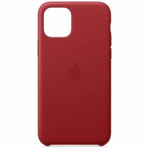アップル(Apple) MWYF2FE/A iPhone 11 Pro レザーケース (PRODUCT)RED