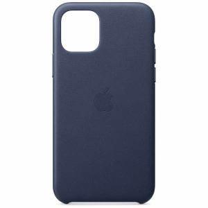 アップル(Apple) MWYG2FE/A iPhone 11 Pro レザーケース ミッドナイトブルー