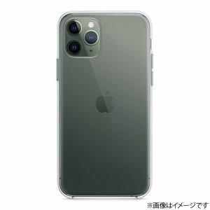 アップル(Apple) MWYK2FE/A iPhone 11 Pro クリアケース