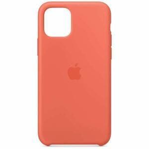アップル(Apple) MWYQ2FE/A iPhone 11 Pro シリコーンケース クレメンタイン (オレンジ)
