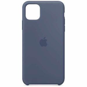 アップル(Apple) MX032FE/A iPhone 11 Pro Max シリコーンケース アラスカンブルー
