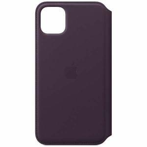 アップル(Apple) MX092FE/A iPhone 11 Pro Max レザーフォリオ オウバジーン