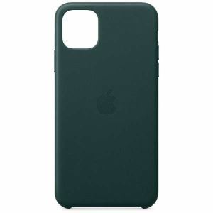 アップル(Apple) MX0C2FE/A iPhone 11 Pro Max レザーケース フォレストグリーン